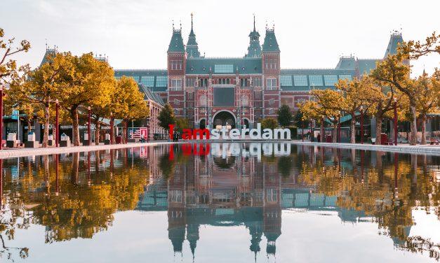 Een dagje Amsterdam bezoeken