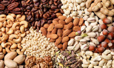 Gezonde noten zijn overal