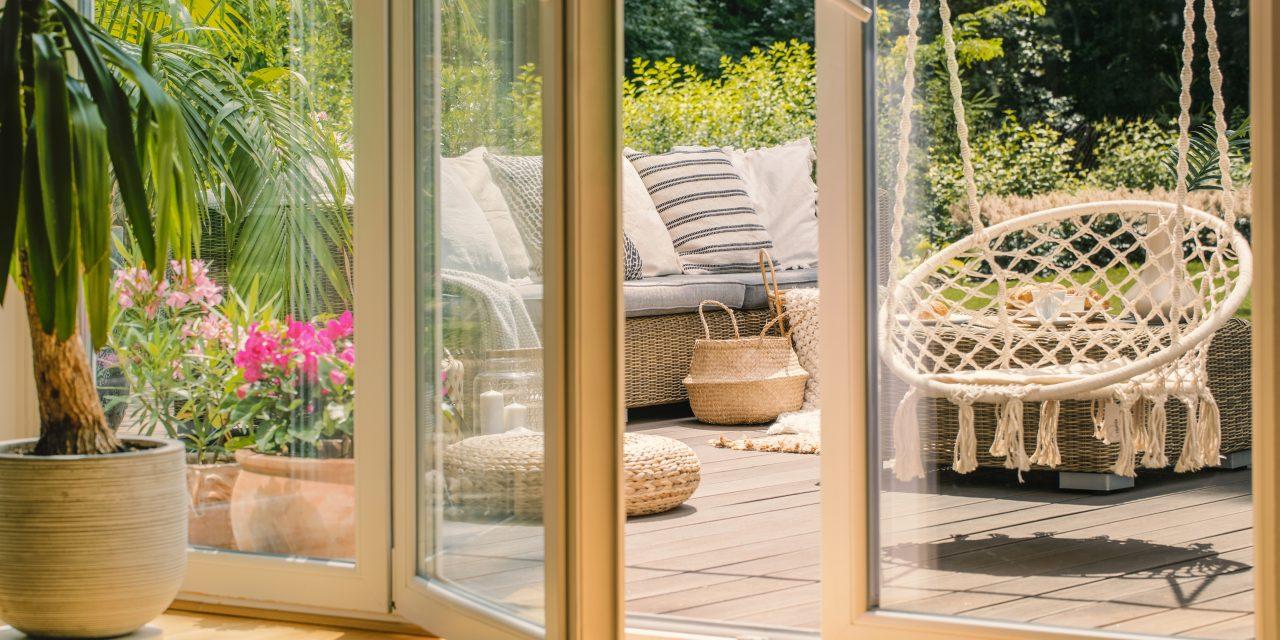 Een terras met meer opening | Kies voor openslaande deuren