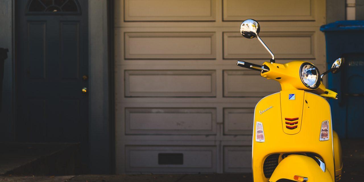 Rijschool scooter | De rijschool dit niet bromt
