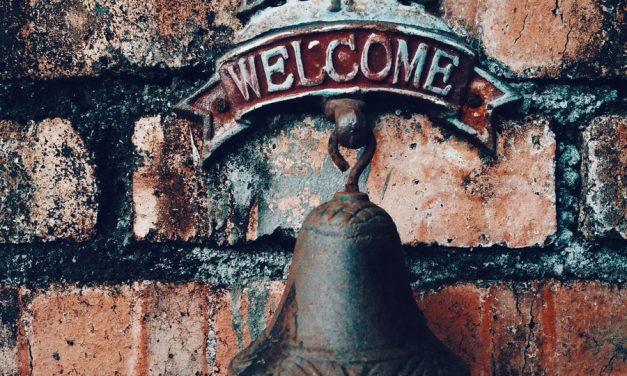 De klassieke deurbel | Terug naar de goede oude tijd