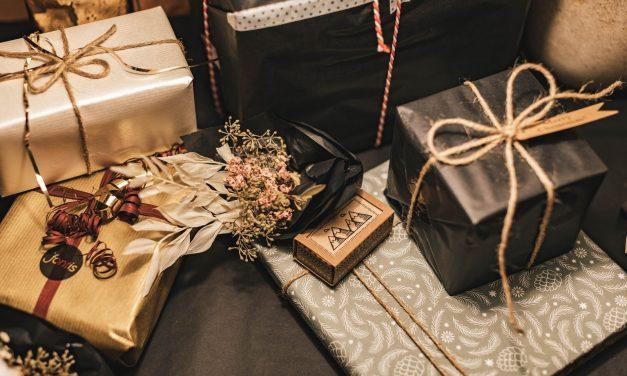 De allermooiste geschenkverpakkingen voor jouw cadeau