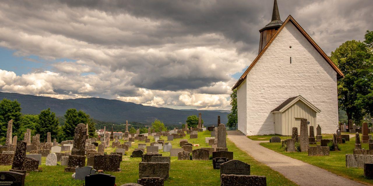 Een nieuw ontwerp begraafplaats