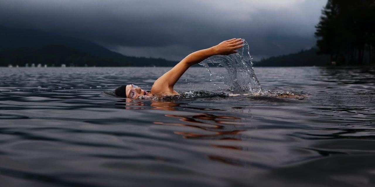 Krachttraining voor zwemmers